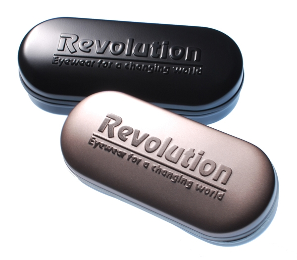 Case for Revolution w/Magnetic Clip Ons